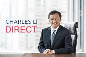 Charles Li Blog