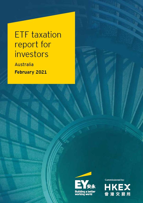 Australia Investors Exchange Traded Fund Tax Report