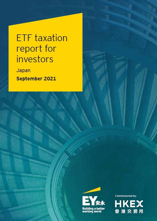Japan Investors ETF Tax Report
