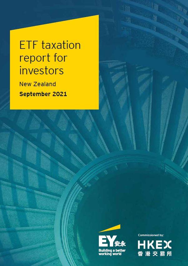 New Zealand Investors ETF Tax Report
