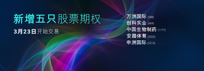 Five New Options_sc