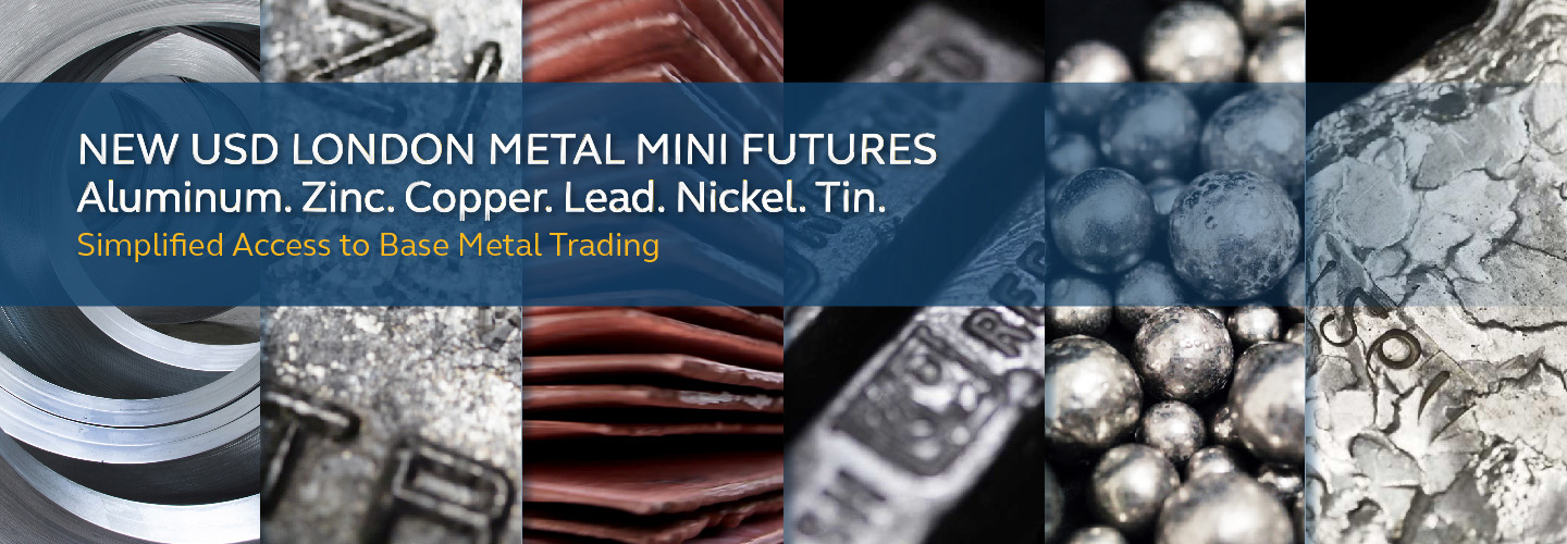 USD London Metal Mini Futures Series
