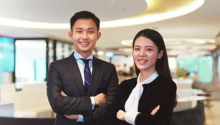 The HKEX Management Trainee Programme